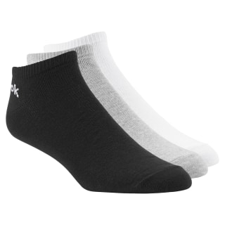 Reebok No Show Sock – 3er-Pack Multicolor AB5278