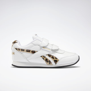 Reebok Royal Classic Jogger 2.0 Shoes White / Gold DV9037