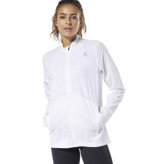 Kurtka Running Hero White DU4261