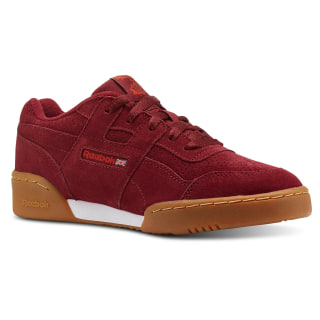 Workout Plus Spg-Collegiate Burgundy/Carotene/White/Gum CN5519