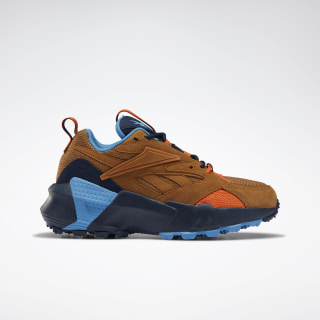 Кроссовки Aztrek Double Trail wild brown/collegiate navy/cyan EG8808