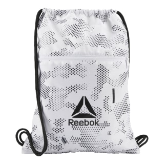 Active Enhanced Gymsack White DU2913