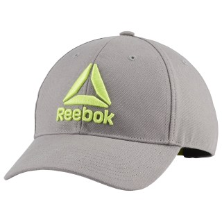 Active Enhanced Baseball Cap True Grey 5 DU7180