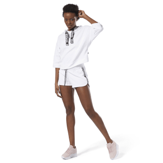 WOR Meet You There Terry Shorts White DU4832