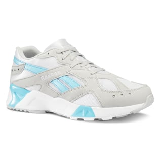 Reebok Aztrek Enh-Skull Grey / White / Digital Blue CN7473