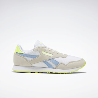 Reebok Royal Ultra Shoes White / Stucco / Fluid Blue EG9455