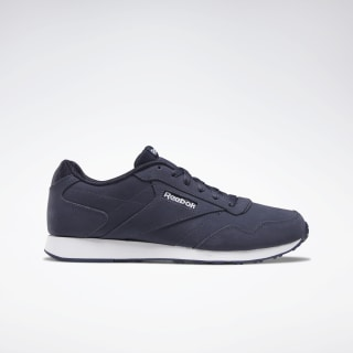 Reebok Royal Glide LX Shoes Heritage Navy / Black / White DV6838