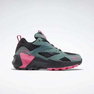 Aztrek Double Mix Trail Green Slate / True Grey 8 / Solar Pink EF9144