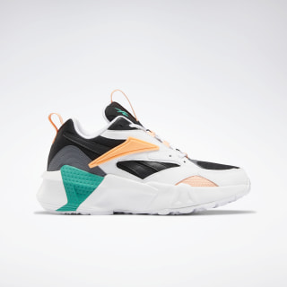 Кроссовки Aztrek Double white/sunglow/emerald EH3391