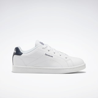 Reebok Royal Complete Clean 2.0 Shoes White / Collegiate Navy / None EF6844