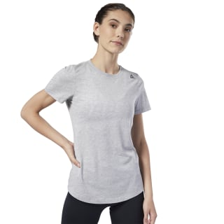 Спортивная футболка Training Essentials medium grey heather/medium grey heather EC2314