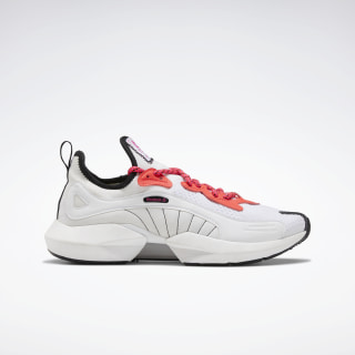 Reebok x Chromat Sole Fury Shoes White / Neon Red / Black EG9731