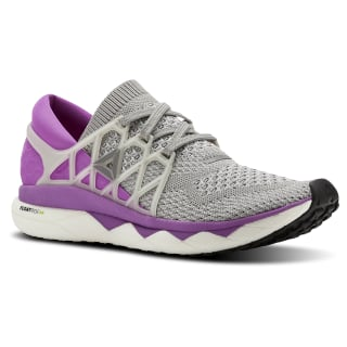 Reebok Floatride Run Ultraknit Grey / Purple / White BS8185