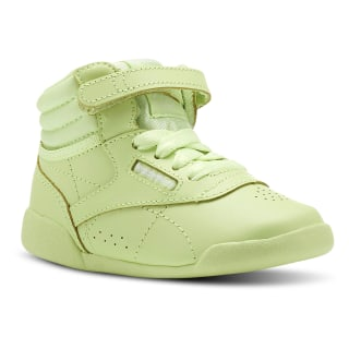 Freestyle Hi Colors - Toddler Lime Glow / White CN4603