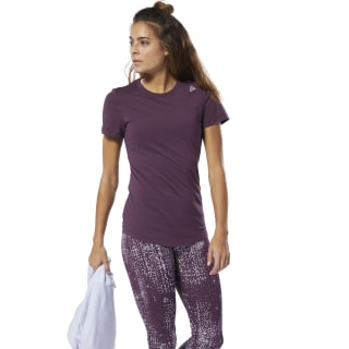 Training Essentials Tee Urban Violet DU4892