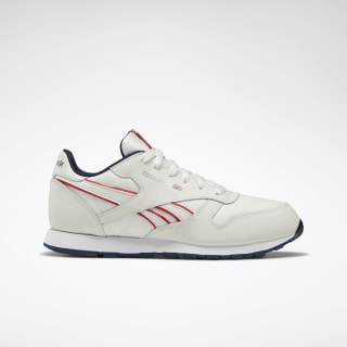 Classic Leather CHALK / NAVY / RED DV8994