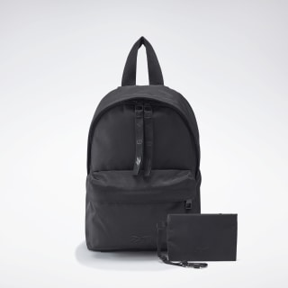VB Mini Backpack Black GE6386