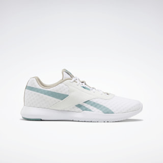 Reebok Reago Essential 2.0 Shoes White / Modern Beige / Green Slate EH3210