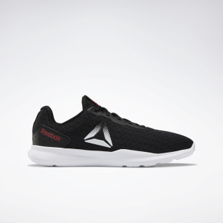 Reebok Dart Shoes Black / White / Rebel Red EG1571
