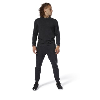 Pantalón de chándal Training Essentials Marble Black DP6133