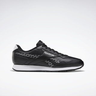 Reebok Royal Glide Shoes Black / White / Black EF7688
