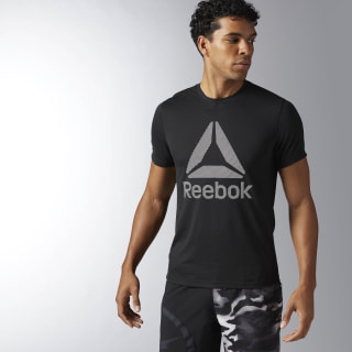 Workout Ready Supremium 2.0 Big Logo Tee Black BK6319
