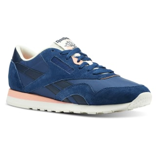 Classic Nylon Retro-Bunker Blue/Collegiate Navy/Chalk/Pink CN3663