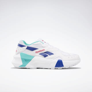 Aztrek Double Shoes White / Timeless Teal / Blue Move EF3456