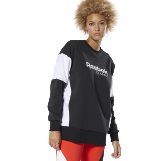 Sweat à col rond Classics Advanced Black DY1677