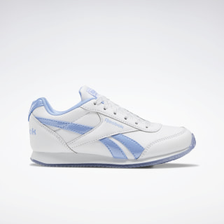 Reebok Royal Classic Jogger 2.0 Shoes White / Cornflower Blue / None EF3403