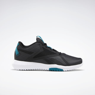 Flexagon Force 2 Extra-Wide Men's Training Shoes Cold Grey 7 / Black / Seaport Teal EH3592