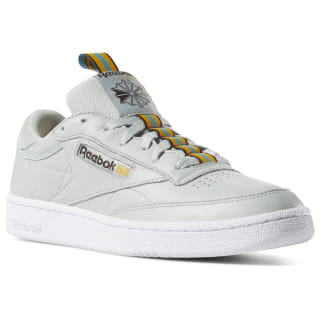 Club C 85 Men's Shoes Sea Spray / Wht / Earth / Gold CN6864