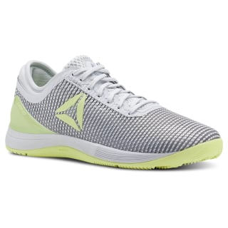 Reebok CrossFit Nano 8 Flexweave Spirit White / Cool Shadow / White / Lemon Zest CN2979