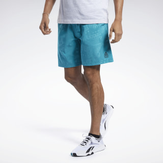Reebok CrossFit® Austin II Shorts Seaport Teal FK4340