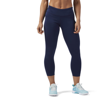 Workout Ready Cropped Leggings Collegiate Navy / Collegiate Navy CE1234