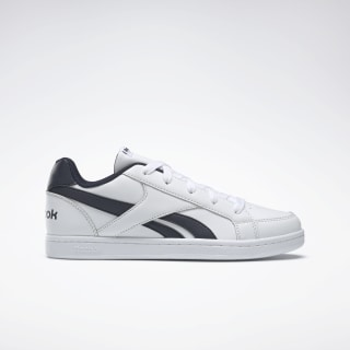 Reebok Royal Prime Shoes White / Collegiate Navy DV9305