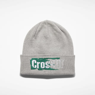 Шапка-бини Reebok CrossFit® Graphic Grey/medium grey heather EC5715