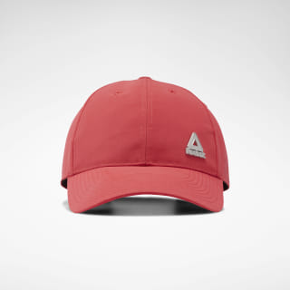Active Foundation Badge Cap Rebel Red EC5596