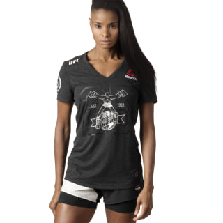 UFC Fight Kit Decorated Jersey Black DN2428