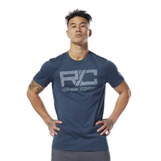 Combat Core T-shirt Blue Hills DU4986