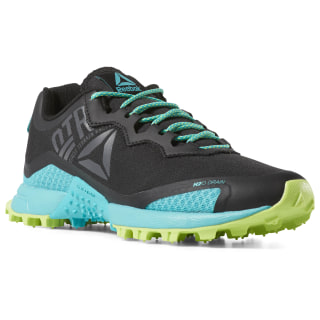 All Terrain Craze Black/Grey/Lime/Teal CN6340