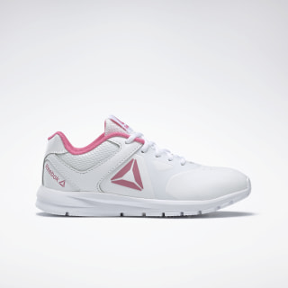 Reebok Rush Runner Shoes White / Pink DV8697