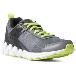 Zig Kick 2K18 - Grade School Alloy / Black / Neon Lime CN7759
