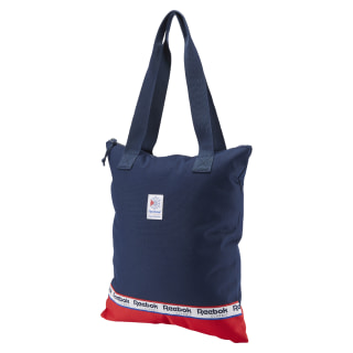 Classics Women's Graphic tote Collegiate Navy / Primal Red DH3569