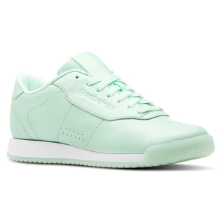 Princess Ripple Pastel-Digital Green / White CN5150