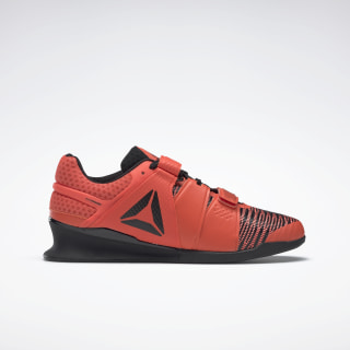 Reebok Legacy Lifter Flexweave® Men's Shoes Vivid Orange / White / Black FU7873