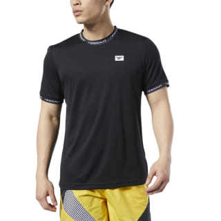 Classic Advance Tee Black EC4587