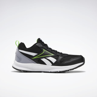 Reebok Almotio 5.0 Shoes Black / Cool Shadow / Solar Green EF3138