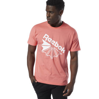Playera Classic Leather GP UNISEX SS TEE bright rose DT8212