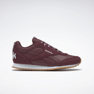 Buty Reebok Royal Classic Jogger 2.0 Lux Maroon / White DV9135